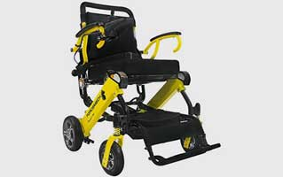 Forcemech Power Wheelchair Voyager R2