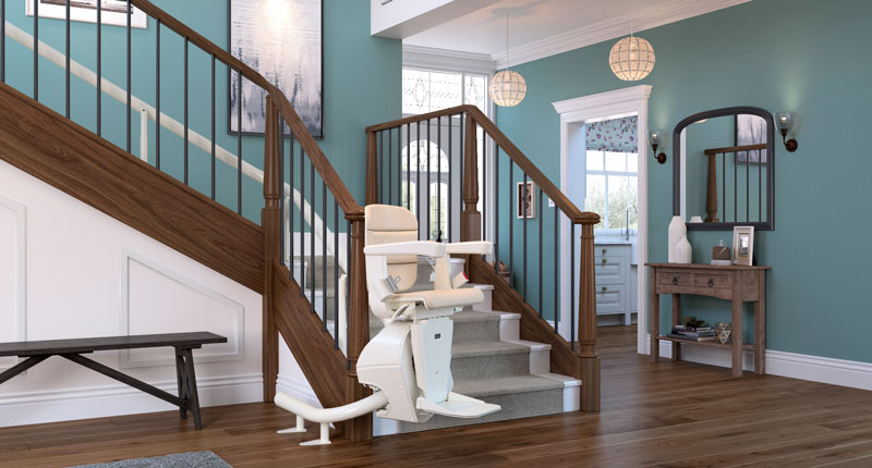 Handicare Stairlifts Review with Pricing and Analysis | Retirement Living