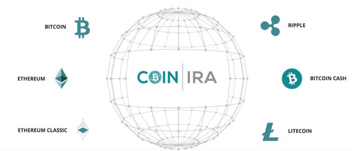 Coin IRA screenshot