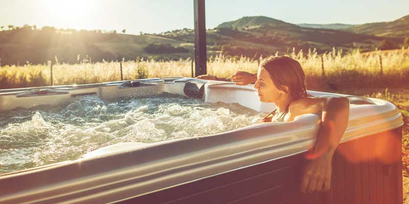Best hot tubs reviews pricing and types retirement living for Types of hot tubs