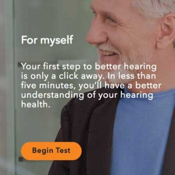 Miracle-Ear hearing test