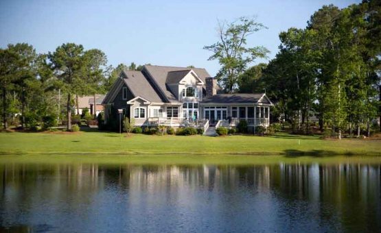 Ocean Ridge Plantation Retirement Community in North Carolina