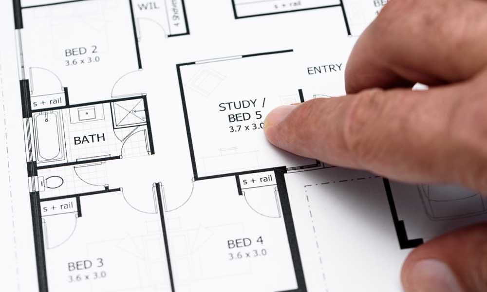 Home Remodeling Blueprint