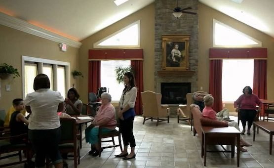 Dolan Memory Care | Retirement Living