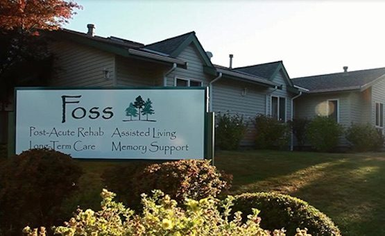Foss Sign | Retirement Living