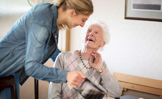 Caring Nursing Home Health | Retirement Living