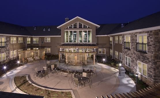 Oxford Grand | Retirement Living