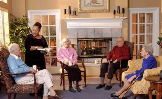 Colonial Oaks Assisted Living and Memory Care | Retirement Living