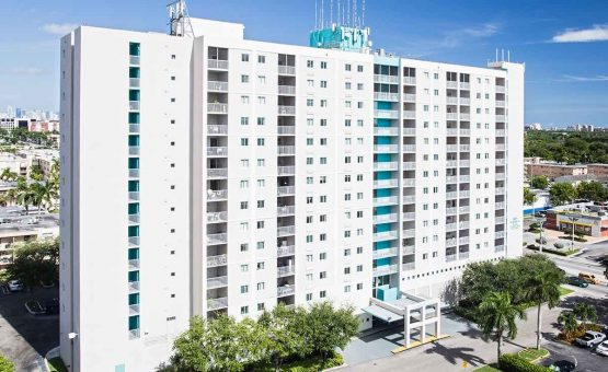 Residential Plaza at Blue Lagoon | Retirement Living