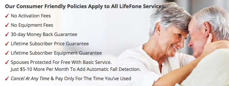 lifefone policies