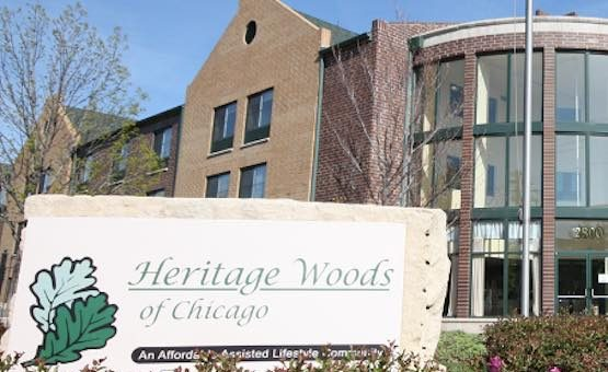 Heritage Woods of Chicago | Retirement Living