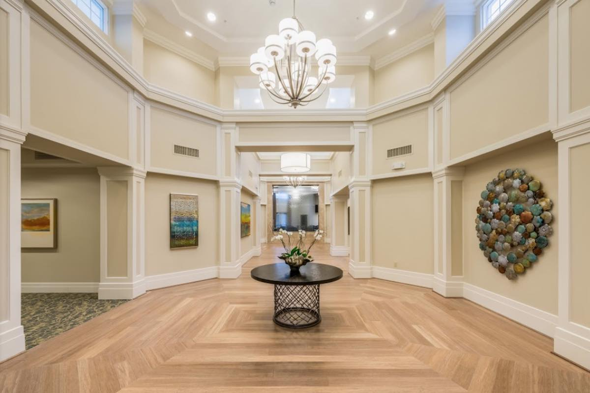Watercrest at Lake Nona | Hallway | Retirement Living