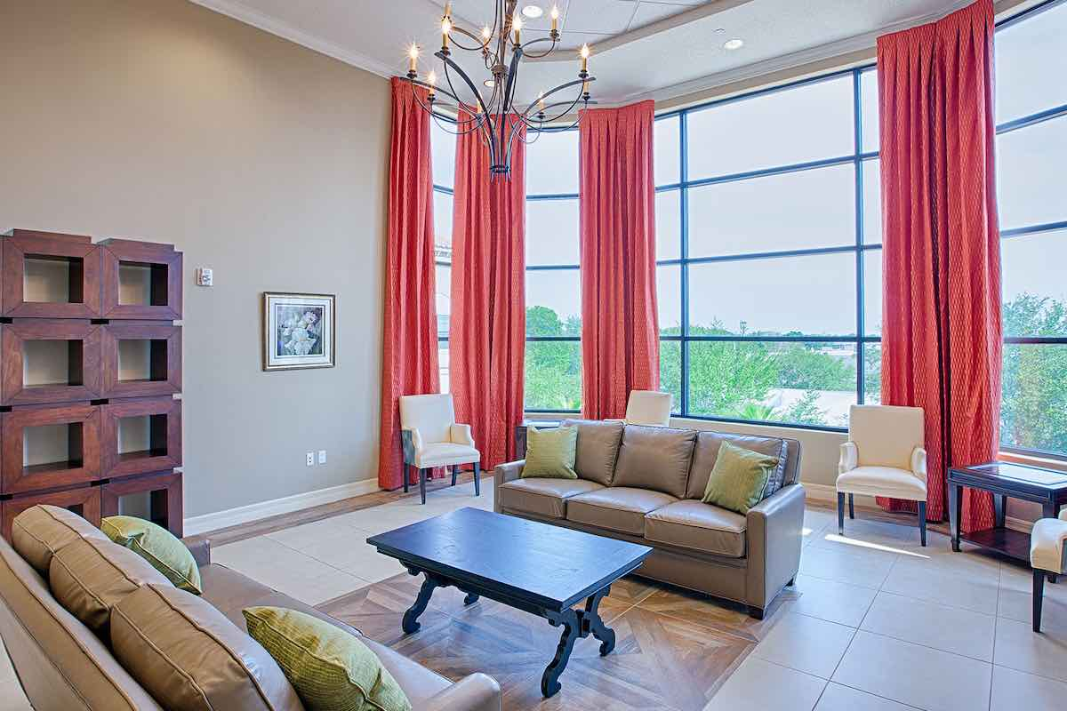 excellence living room | Retirement Living