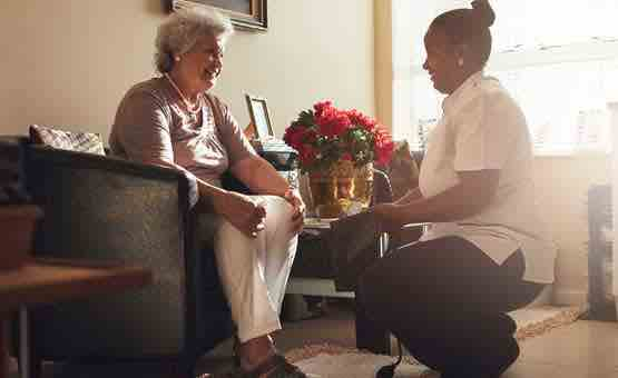 All American Nursing Homes | Retirement Living