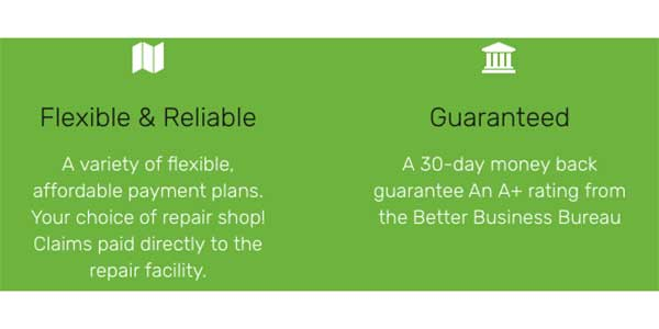 RepairBANC benefits