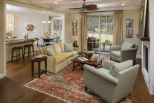 Woodside Berkshire Interior | Retirement Living