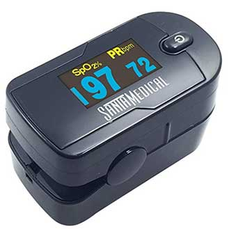 5 Best Pulse Oximeters | $18 95 to $29 35 | Retirement Living