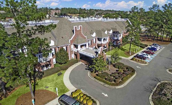 Carolina Highlands Retirement Community in North Carolina