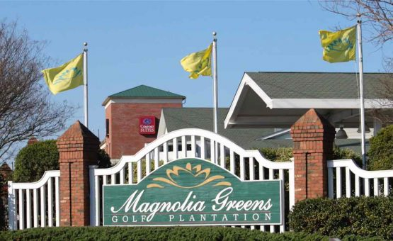 Magnolia Greens Retirement Community in North Carolina