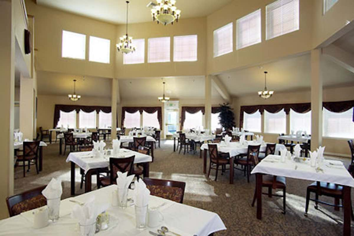 Normandy Park Dining Room
