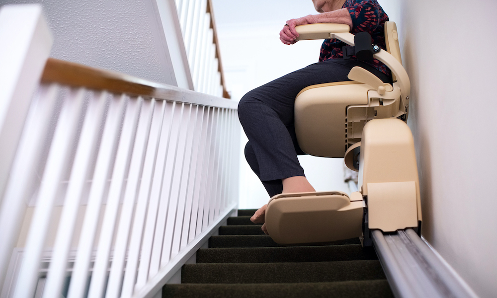 stair lift cost