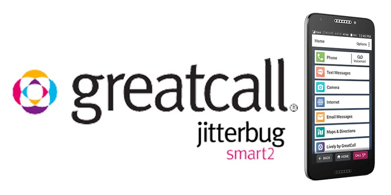 GreatCall Jitterbug Smart2